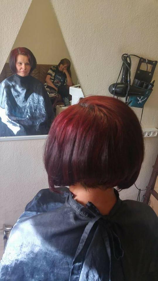 Milf hair cut
