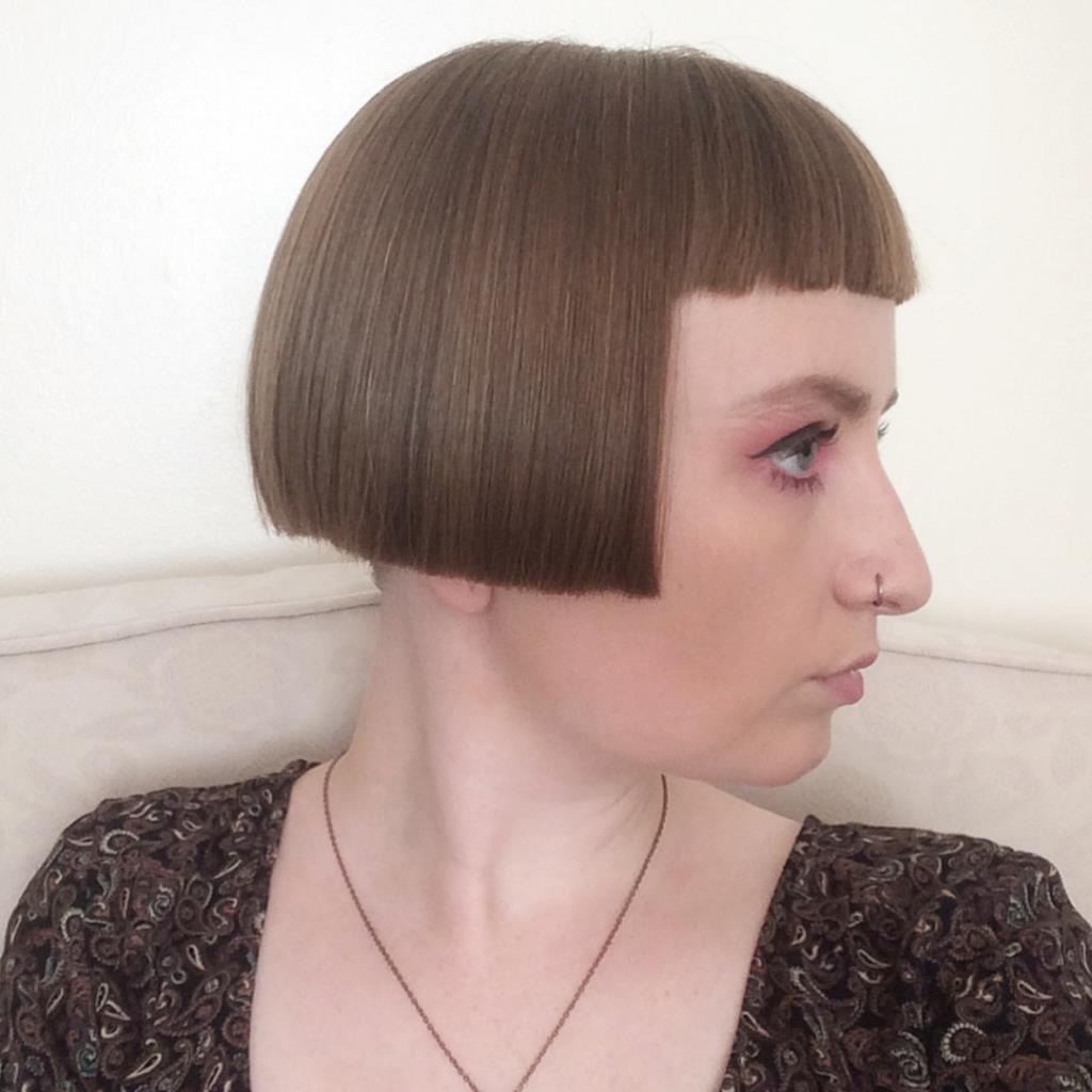 Bob haircut porn